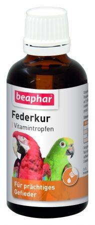 Beaphar Federkur Paganol für Haut & Federn 50ml