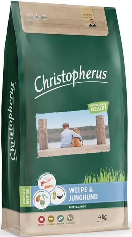 Christopherus Welpe & Junghund 4 kg Hundefutter