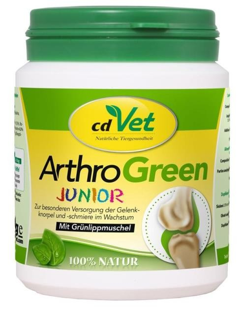 cdVet Dog ArthroGreen Junior 80g