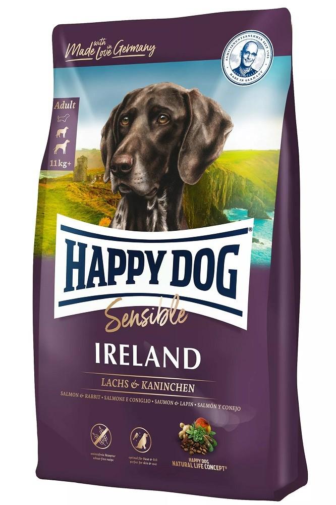 Happy Dog Supreme Irland Lachs & Kaninchen 12,5 kg