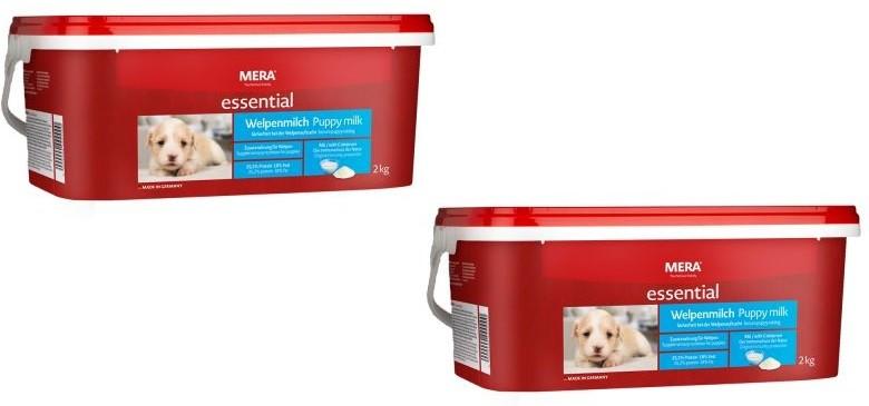 Mera Dog Welpenmilch 2 x 2 kg
