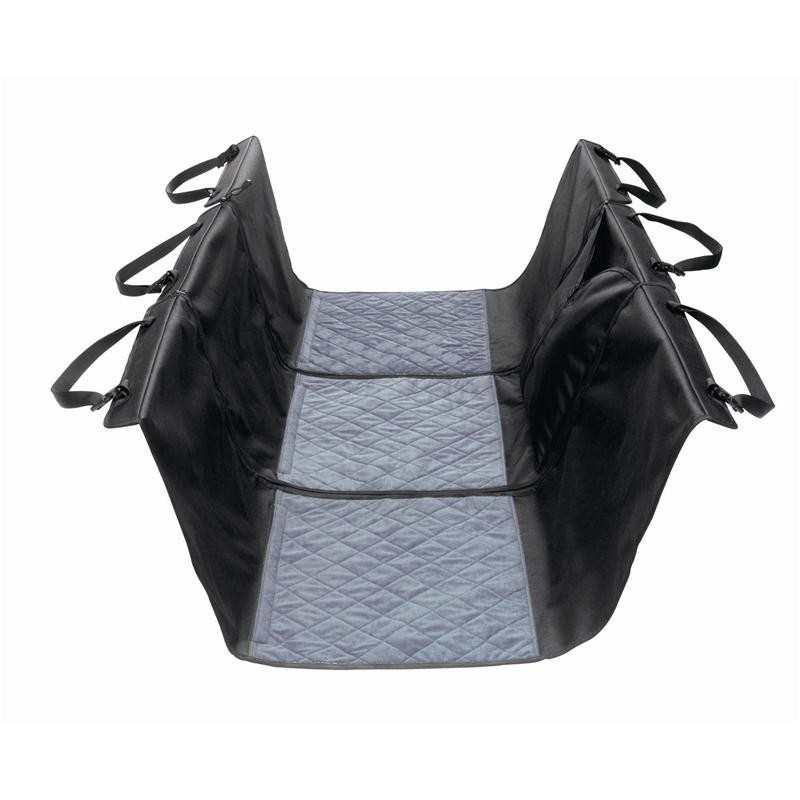 Hunter Dog Autoschutzdecke Comfort ca. 145 x 145 cm schwarz
