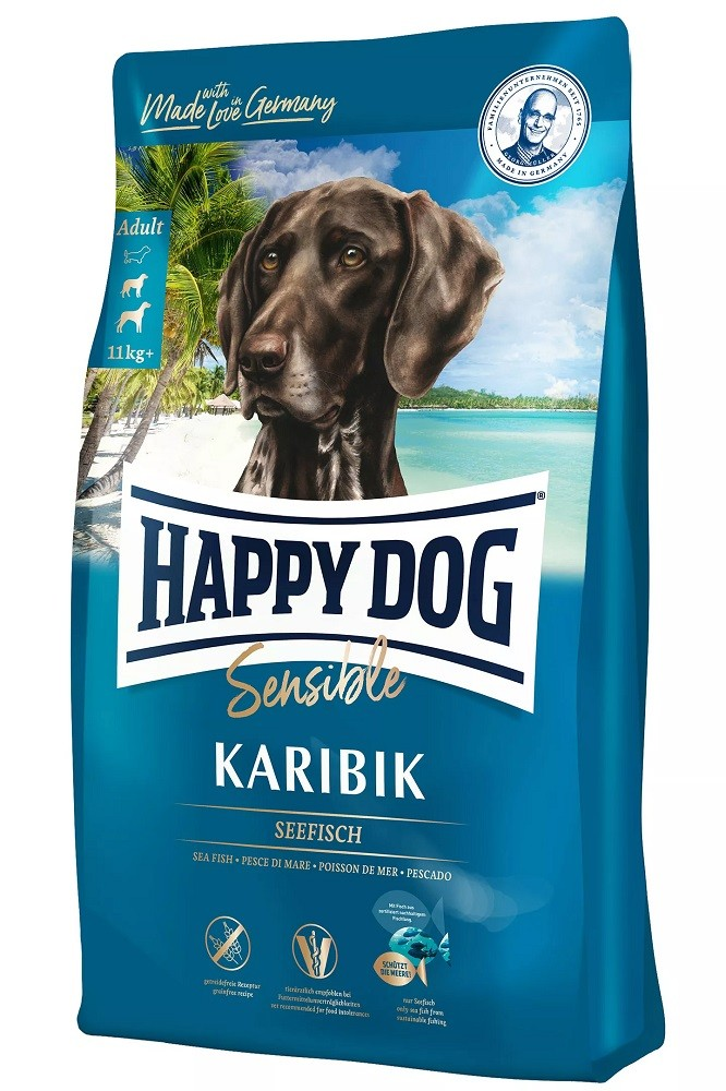 Happy Dog Supreme Sensible Karibik 4 kg