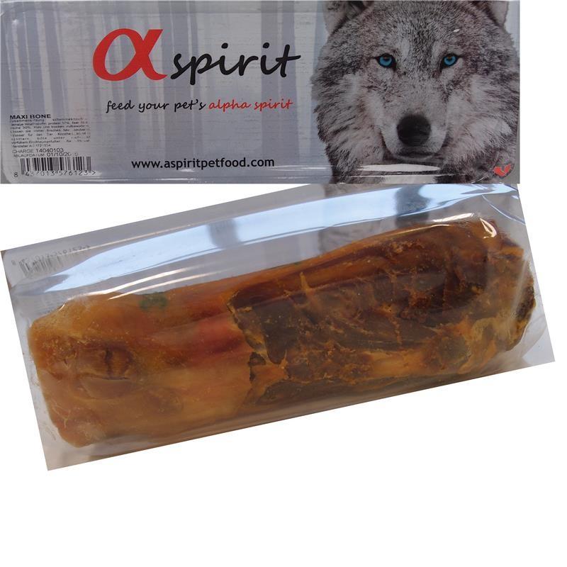 alpha spirit Schinkenknochen Maxi Kausnack für den Hund