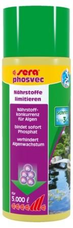sera pond phosvec 500 ml Algenschutz