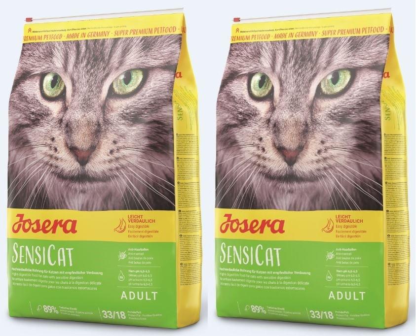 Josera Cat Sensicat 2 x 10 kg Katzenfutter