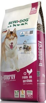 Bewi Dog High-Energy 25kg Hundefutter