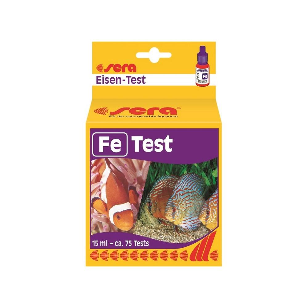 sera Eisen-Test 15 ml