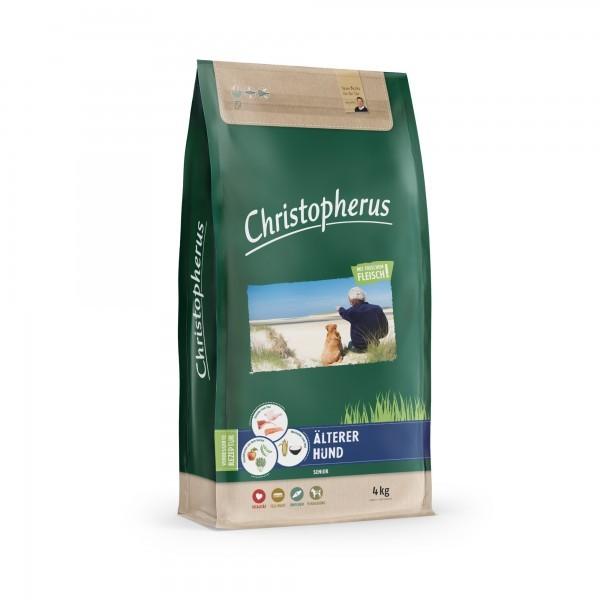 Christopherus Älterer Hund 4kg