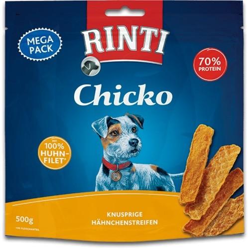 Rinti Chicko Huhn Megapack 5 x 500g Hundesnack