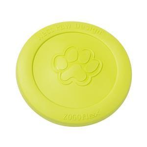 West Paw Mini Zisc Lime 16 cm Hundefrisbee Hundespielzeug