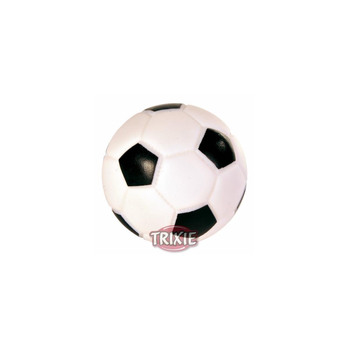 Fußball Vinyl ø 6cm Hundespielzeug Trixie 3435