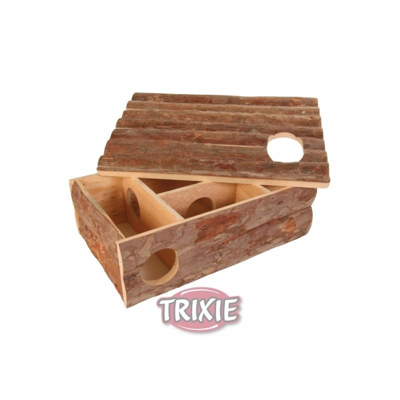 Trixie Nager Natural Living Haus Leif 35x11x25cm