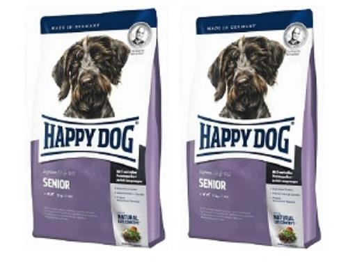 Happy Dog Supreme Fit & Well Senior 2 x 12,5 kg