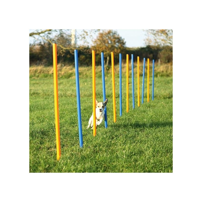Trixie Dog Activity Agility Slalom 115 cm × ø 3cm