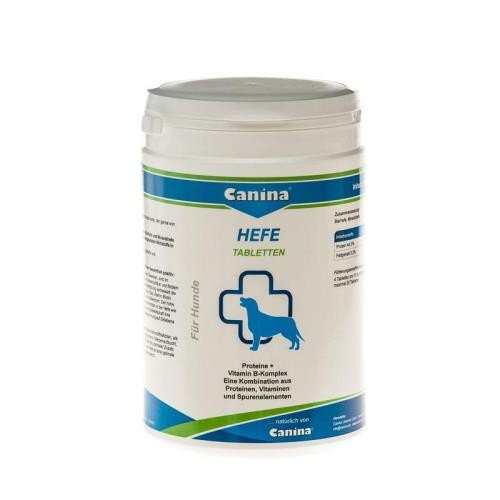 Canina Pharma Hefe Tabletten 250 g