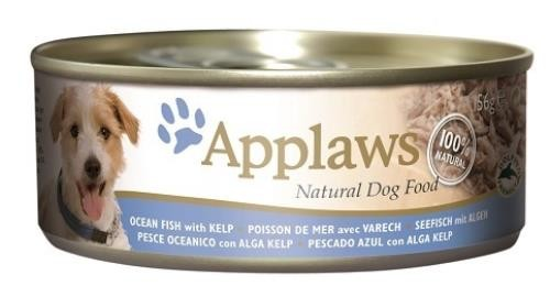 Applaws Dog Dose Seefisch & Alge 16 x 156g