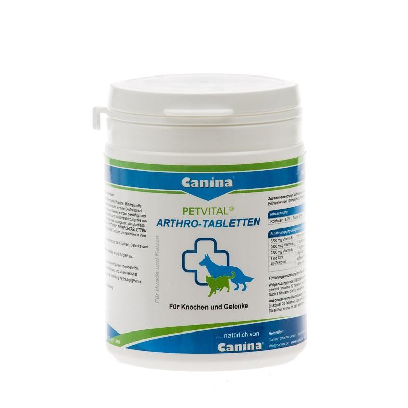 Canina Pharma PETVITAL Arthro-Tabletten 180g
