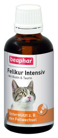 Beaphar Fellkur Intensiv Laveta Katze 50ml