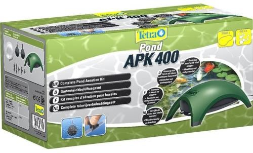 Tetra Pond APK 400 Air Pump Kit Gartenteichbelüftungsset