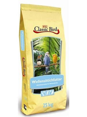 Wellensittichfutter Classic Bird 25 kg