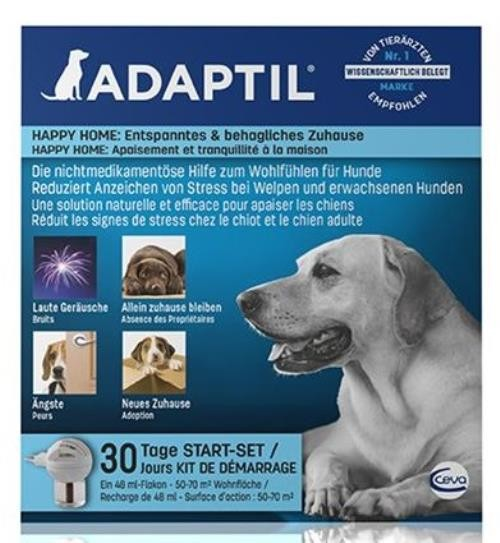 Ceva Dog Adaptil Happy Home Start-Set