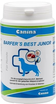 Canina Pharma Barfers Best Junior 850g