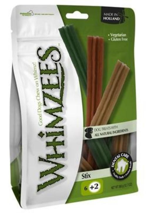 Whimzees Dog Snack Stix L 360g