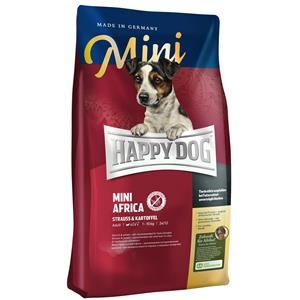 Happy Dog Supreme Mini Africa 4 kg getreidefrei