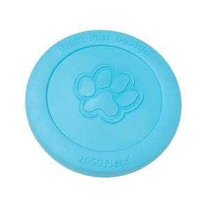 West Paw Mini Zisc Aqua 16 cm Hundefrisbee Hundespielzeug