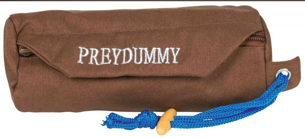 Trixie Dog Activity Preydummy Ø 9 x 23 cm braun Canvas Dummy für Hunde 32194
