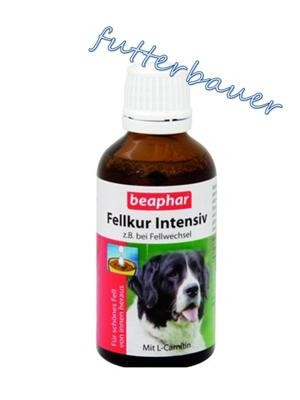 Beaphar Fellkur Intensiv Laveta Hund 50ml