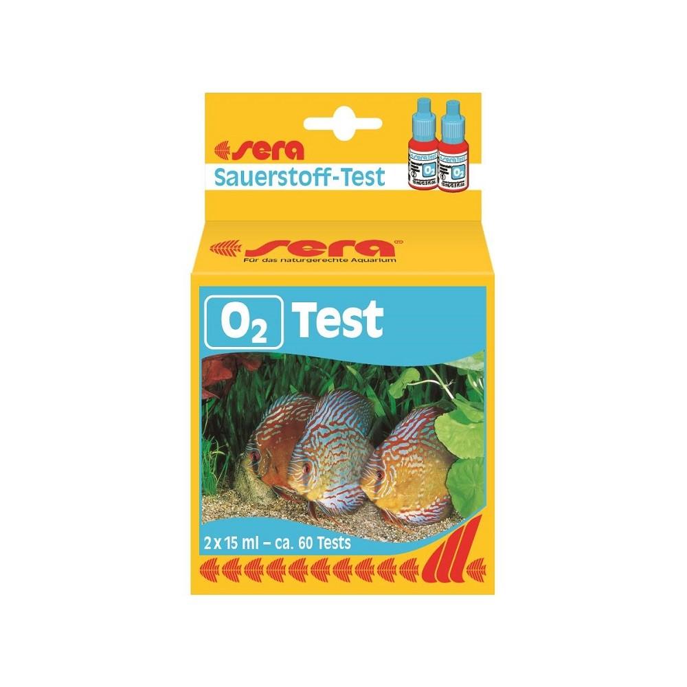 sera Sauerstoff Test 15 ml