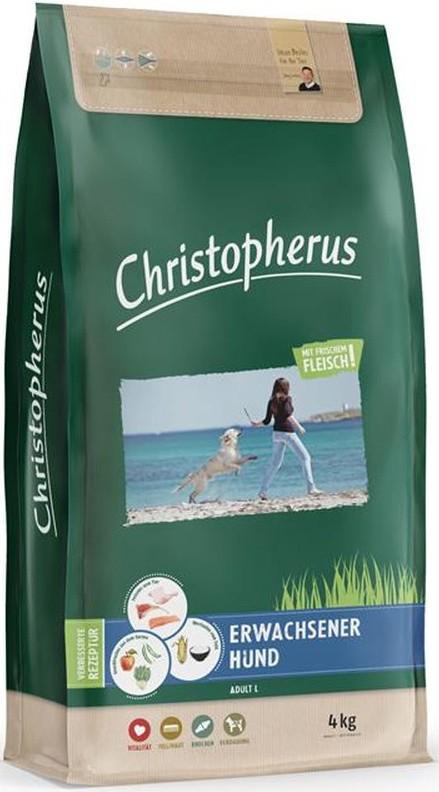 Christopherus Erwachsener Hund 4kg