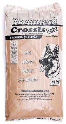 Vollmers Crossis Light 15 kg Hundefutter Vollmer's