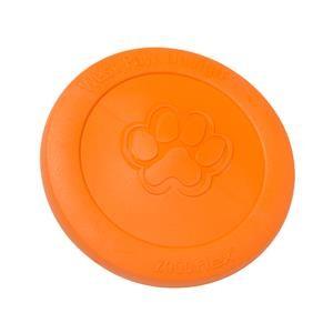 West Paw Mini Zisc Orange 16 cm Hundefrisbee Hundespielzeug