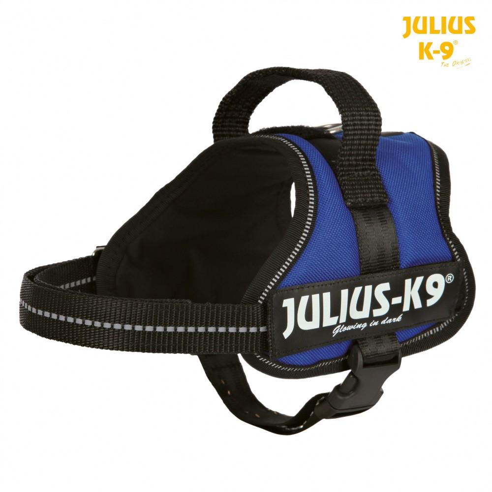 Trixie Dog Julius-K9 Powergeschirr Mini-Mini/S blau 150102