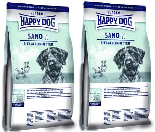 Happy Dog Sano-Croq N 2 x 7,5 kg