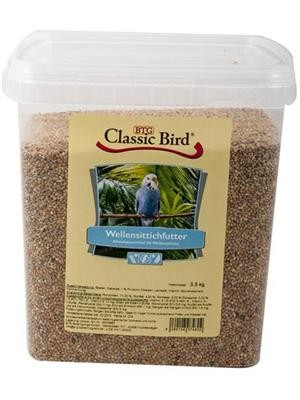 Classic Bird Wellensittichfutter Eimer 3,5 kg