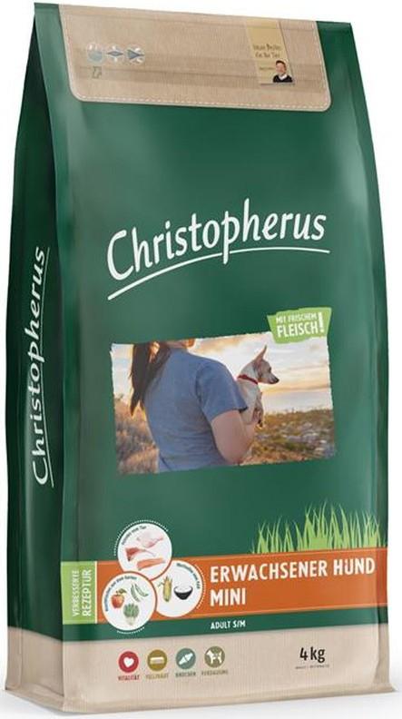 Christopherus Erwachsener Hund Mini 4 kg