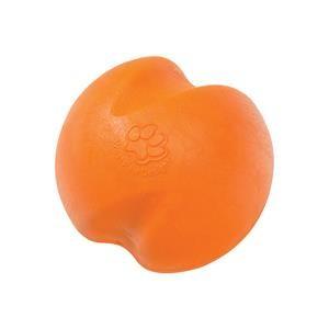 West Paw Jive Mini Orange 4,5 cm Hundespielzeug