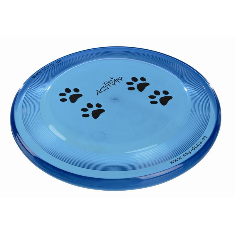 Activity Disc bissfest ø 23cm von Trixie 33562 Hundespielzeug