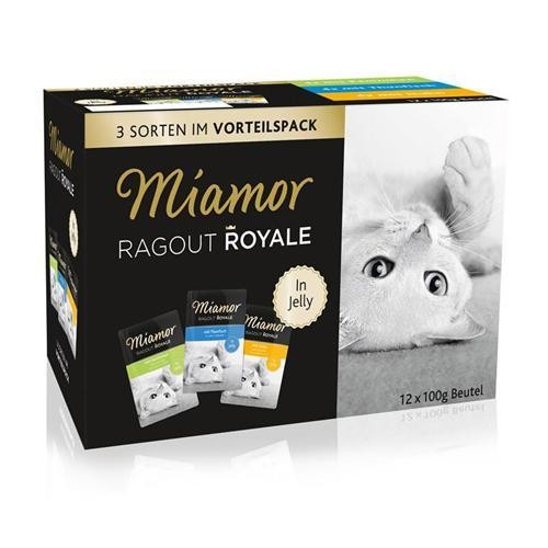 Miamor Ragout Royale in Jelly Multibox 12 x 100g