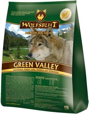 Wolfsblut Green Valley 15 kg Hundefutter
