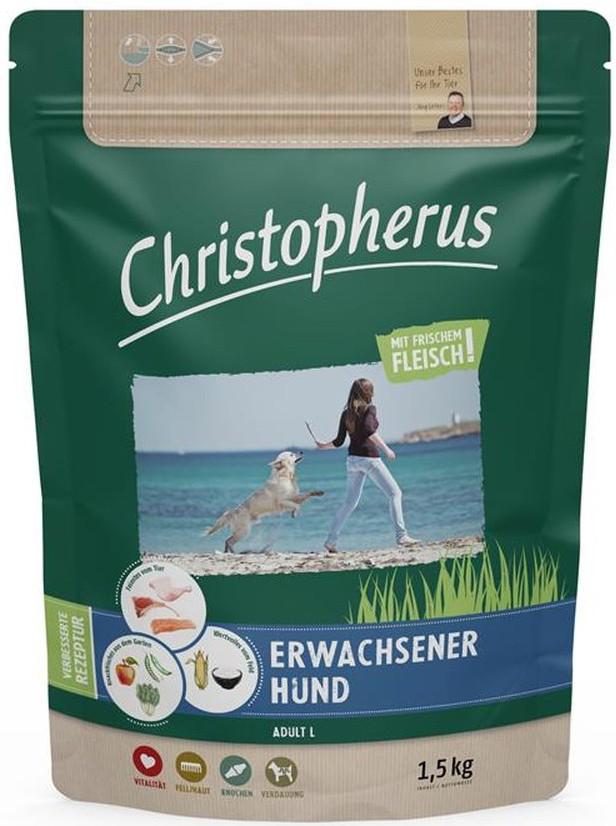 Christopherus Erwachsener Hund 1,5 kg