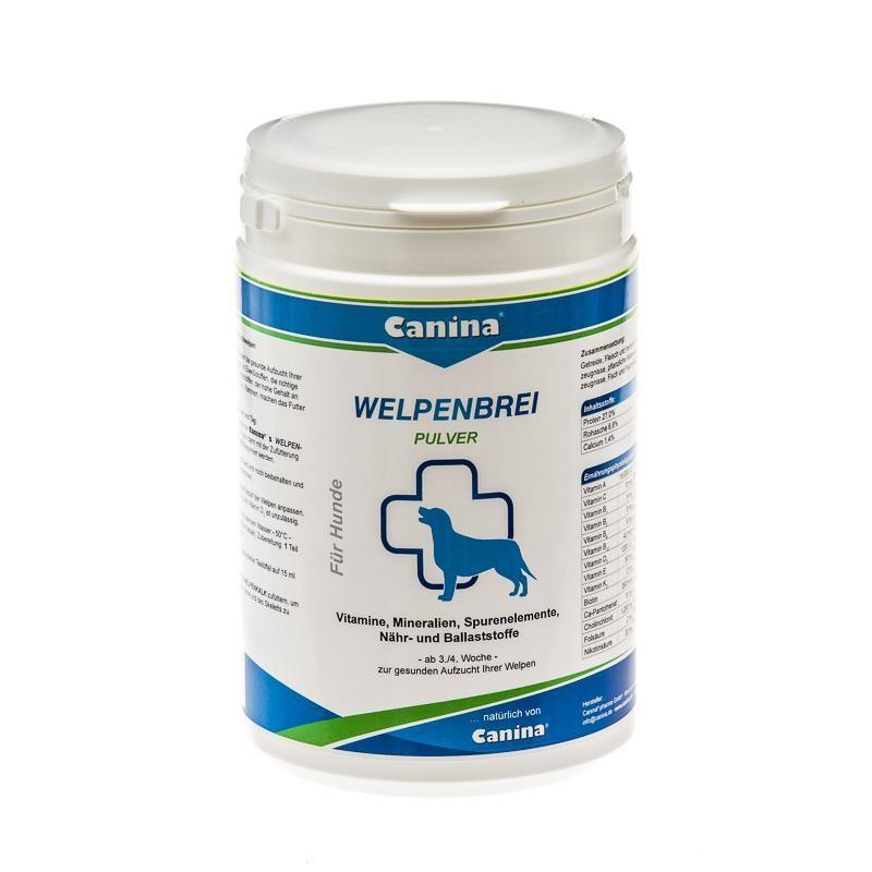 Canina Pharma Welpenbrei 600 g