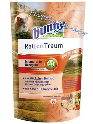 Bunny Nager Futter RattenTraum 1,5 kg