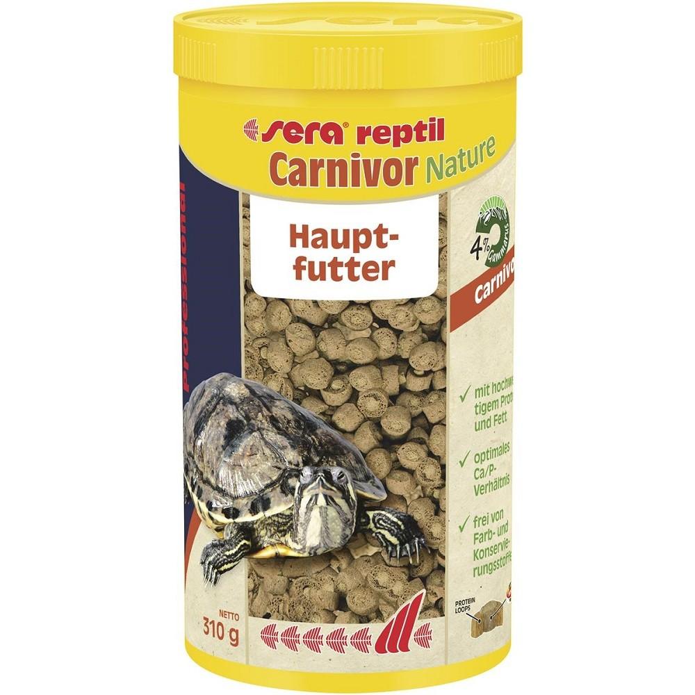 sera reptil Professional Carnivor 1000ml Reptilienfutter
